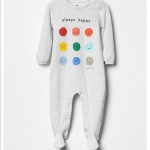 🎉3 for 20$ 🛍Baby GAP Footed One Piece 0-3 mos